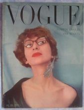 Vogue Magazine - 1950 - May